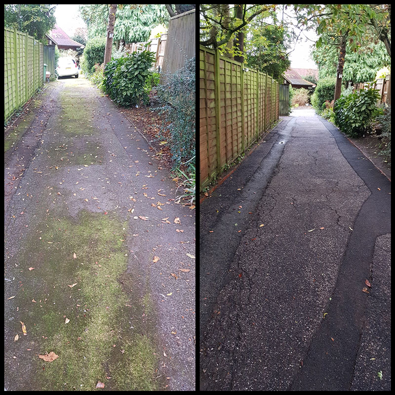 tarmac-cleaning